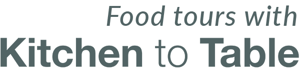 Kitchen to Table, Food Tours